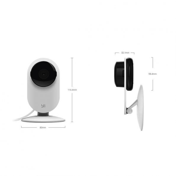دوربین تحت شبکه شیائومی مدل Yi Smart نسخه چین