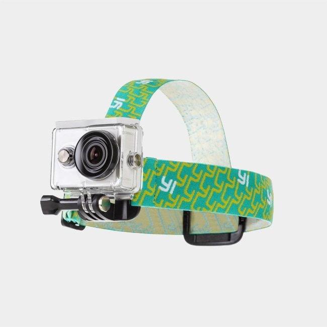هدبند نگهدارنده دوربین ورزشی شیائومی | Xiaomi Yi Action Camera Head Mount