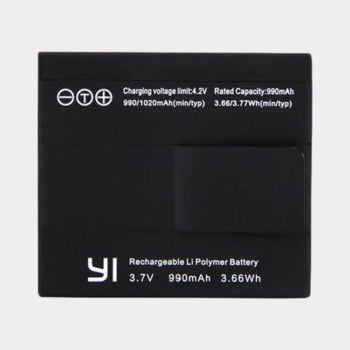 باتری ارجینال دوربین ورزشی شیائومی Yi990mAh