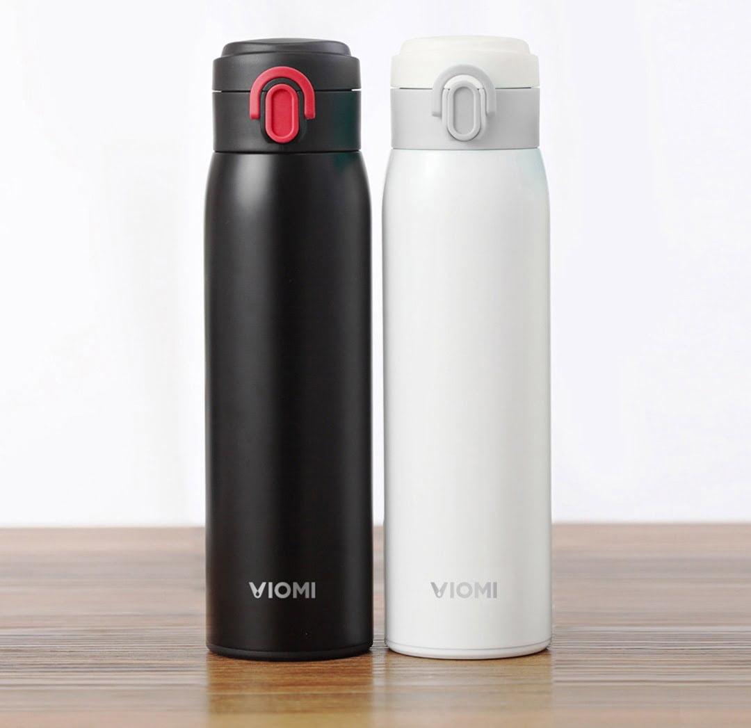 Viomi فلاسک دوکاره استیل تولید کرد