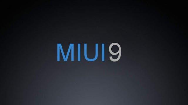 ویژگی ها و زمان ارائه MiUI9