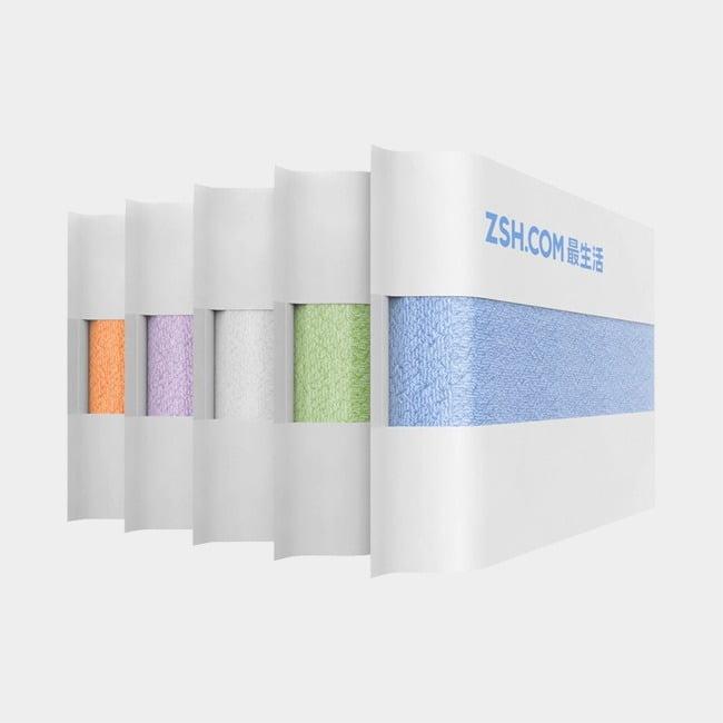 حوله ضد باکتری ZSH شیائومی   Xiaomi ZSH Antibacterial Towel