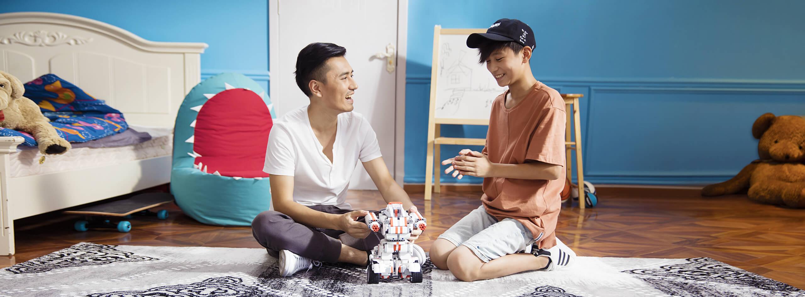 بلوکهای ربات سازی Mi Bunny؛ یک اسباب بازی برای کودکان و بزرگسالان در هر سنی
