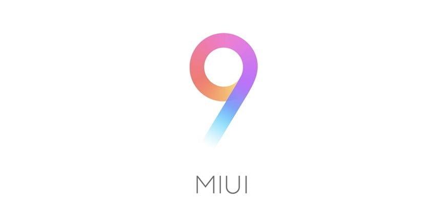 زمان ارائه MiUI 9 برای گوشی های شیائومی