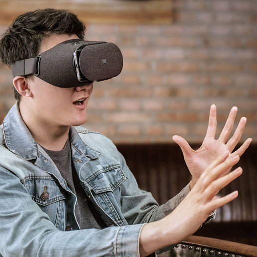 هدست واقعیت مجازی شیائومی مدل Play 2