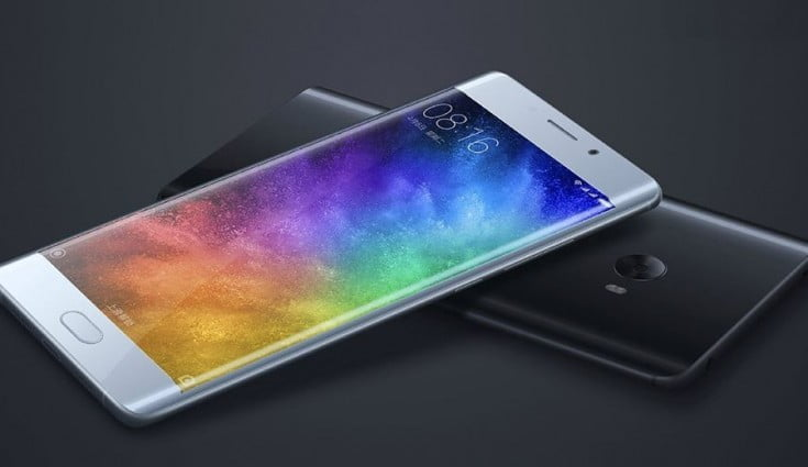 گوشی Mi Note 3 شیائومی احتمالا این ماه عرضه می شود