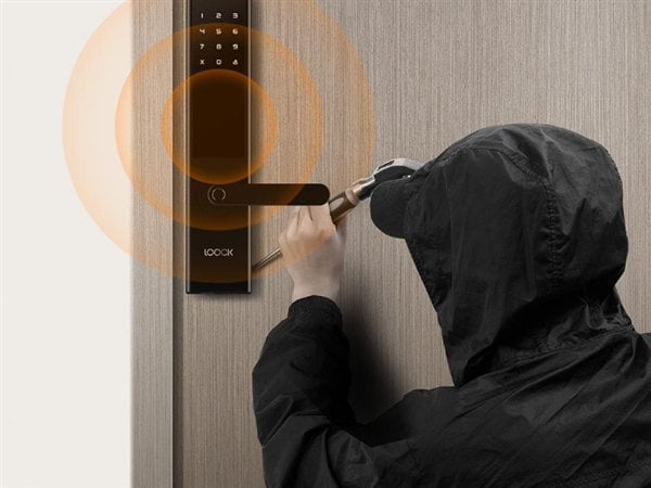 قفل در هوشمند شیائومی مجهز به تشخیص اثر انگشت با قیمت 1699 یوان (~ 256 دلار)