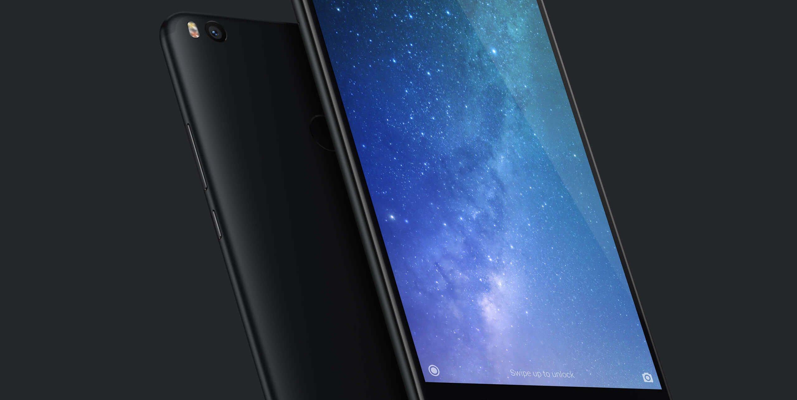 گوشی Mi Max 3 شیائومی دارای نمایشگر 7 اینچی و باتری 5،500 میلی آمپر ساعتی است