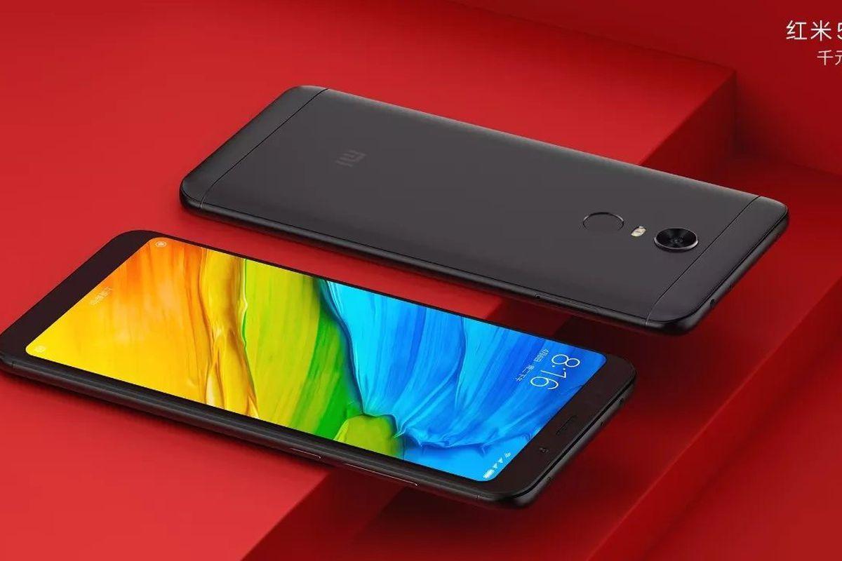 گوشی Redmi 5 شیائومی  7 دسامبر رونمایی می شود