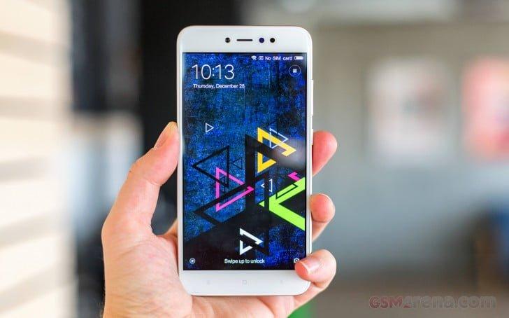 بررسی گوشی Redmi Note 5A شیائومی
