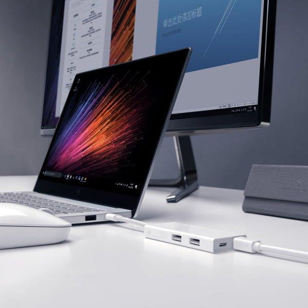 آداپتور چند منظوره USB-C به مینی DisplayPort شیائومی
