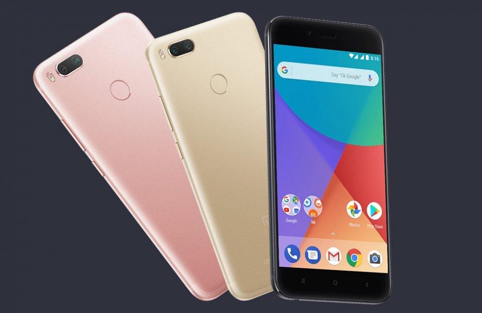 گوشی Mi A1 شیائومی در نهایت اندروید 8.0 Oreo را دریافت می کند