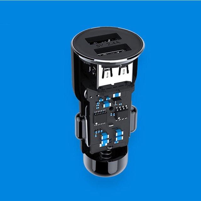 شارژر فندکی و پخش کننده بلوتوث شیائومی مدل RoidMi 3s