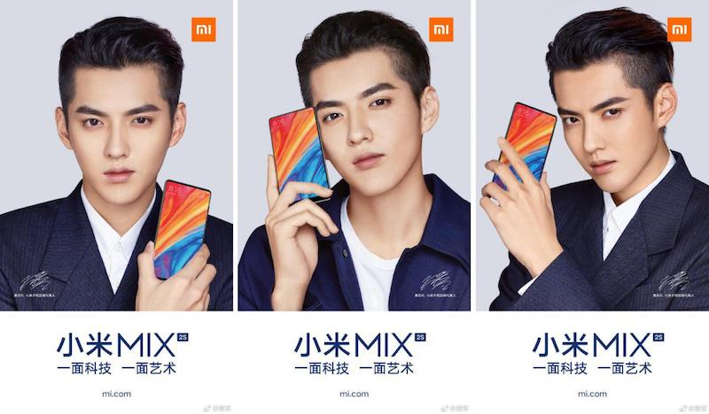 ویژگی های کلیدی، بالاترین پیکربندی و قیمت گوشی Mi MIX 2S توسط مدیر عامل شیائومی تایید شد