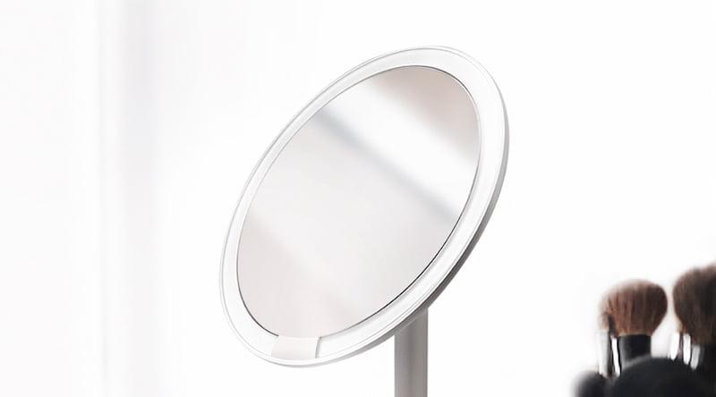 آینه آرایشی AMIRO HD Daylight در کراودفاندینگ شیائومی عرضه شد