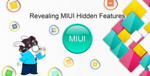 Revealing MIUI Hidden Features