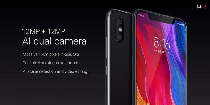گوشی های MI 8، MI 8 نسخه EXPLORER و MI 8 SE شیائومی به طور رسمی رونمایی شدند