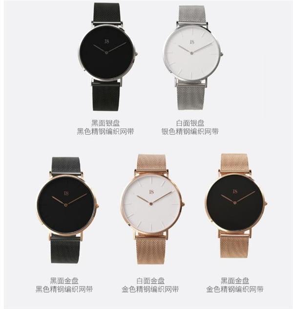شیائومی ساعت کوارتز ساده I8 را عرضه کرد