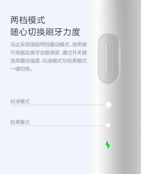 شیائومی مسواک الکتریکی Dr. Bei Sonic را با قیمت 99 یوان رونمایی کرد