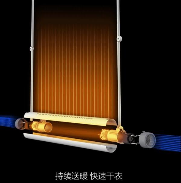 شیائومی یک ماشین خشک کن را با قیمت 899 یوان به محصولات کرادفاندینگ خود اضافه کرد