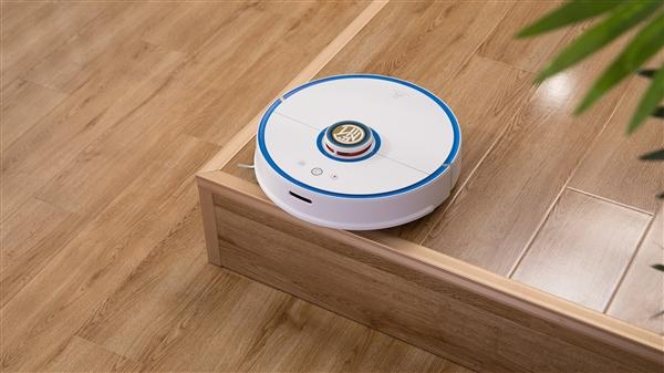 نسخه سفارشی Inter Milan جاروبرقی رباتی شیائومی رونمایی شد