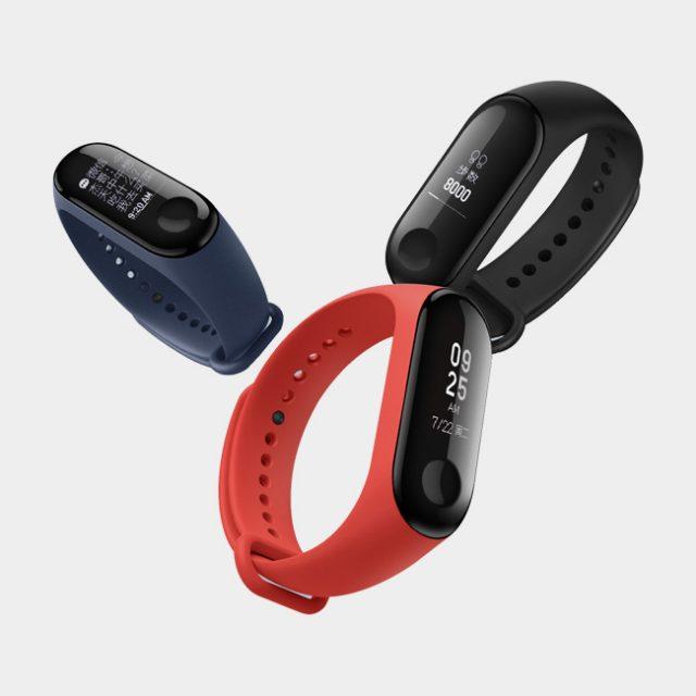 بند سیلیکونی رنگی دستبند سلامتی شیائومی مدل Mi Band 3 | Xiaomi Extra Colored Band For Mi Band3