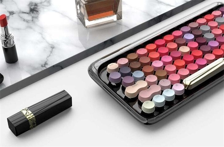 Xiaomi Lipstick color Bluetooth Mechanical Keyboard-