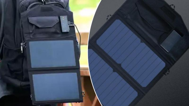 Xiaomi YEUX solar power bank