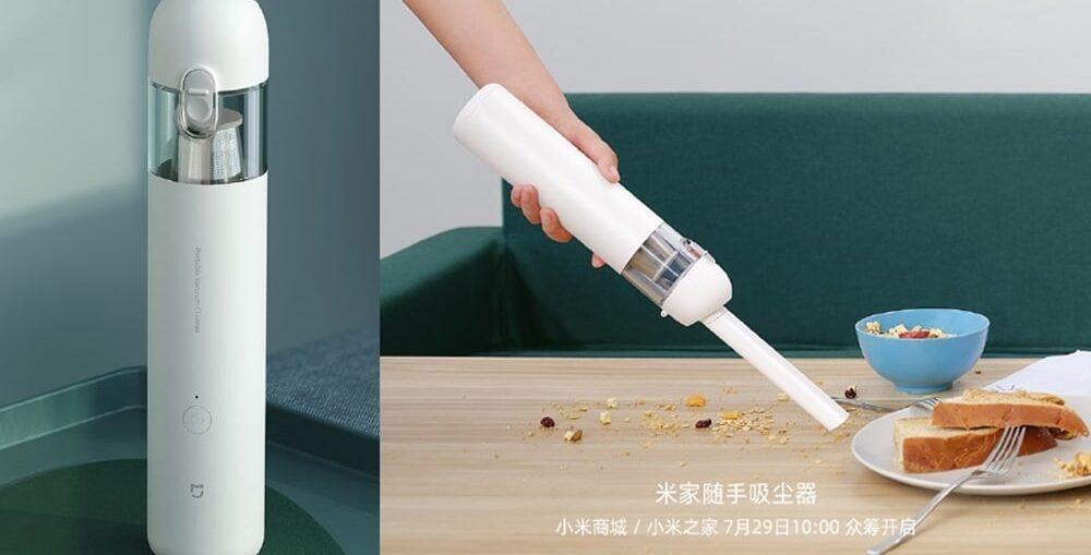 Xiaomi-Mijia Vacuum Cleaner