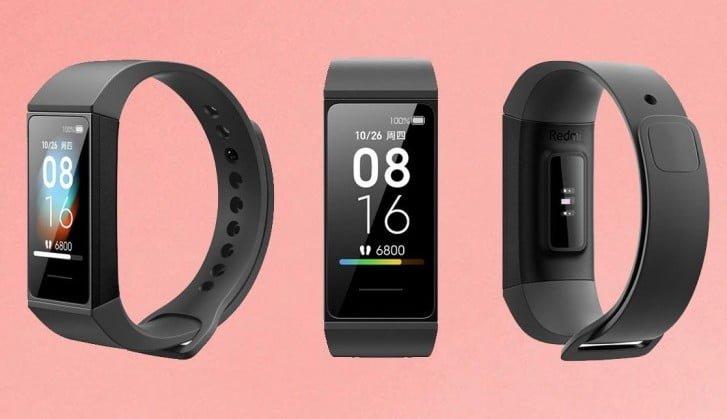 Xiaomi's Mi Smart Band 4C