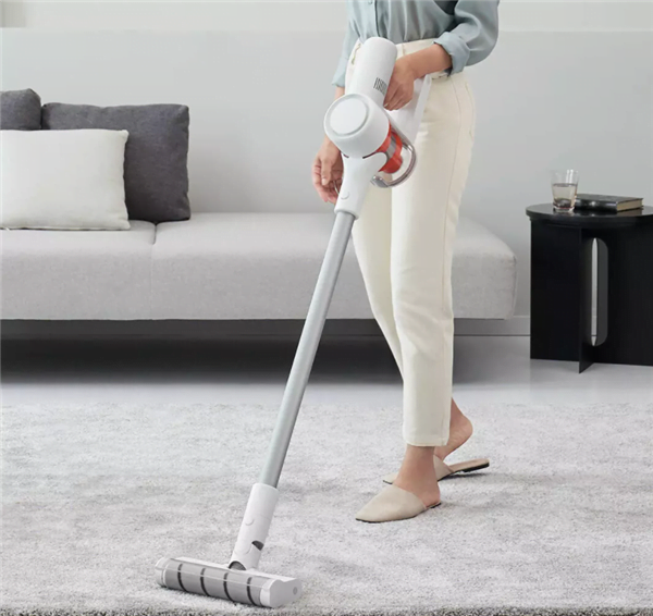 Xiaomi has introduced the mijia K10 Wireless Vacuum Cleaner