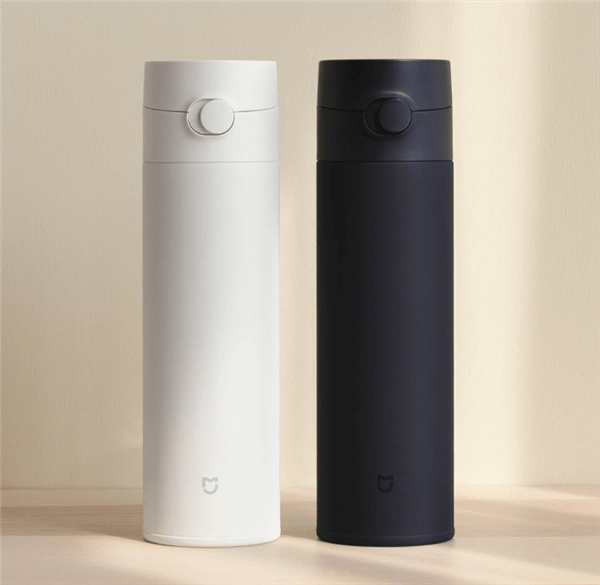 Xiaomi youpin offers mijia Bullet Flask with Pop up cap