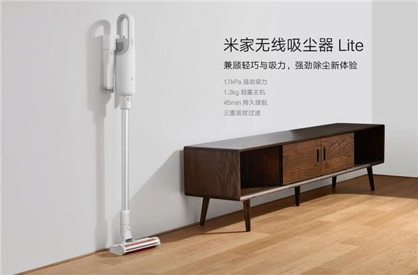 Xiaomi Mijia Cordless Vacuum Cleaner