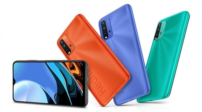 The Xiaomi Redmi 9T was launched in the global market for 159 euros